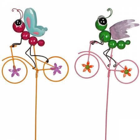 Набір декору для саду Метелик і Стрекоза