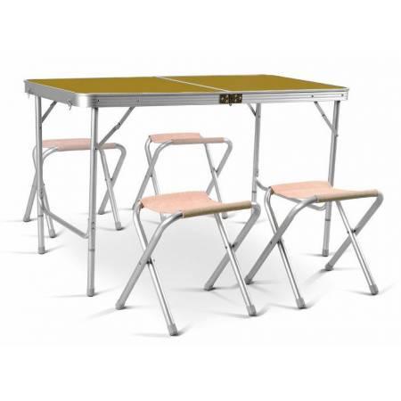 Набір меблів для пікніка TE-042 AS
