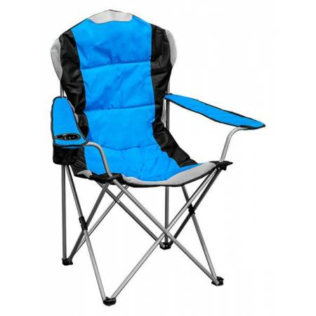 Крісло портативне TE-15 SD блакитне