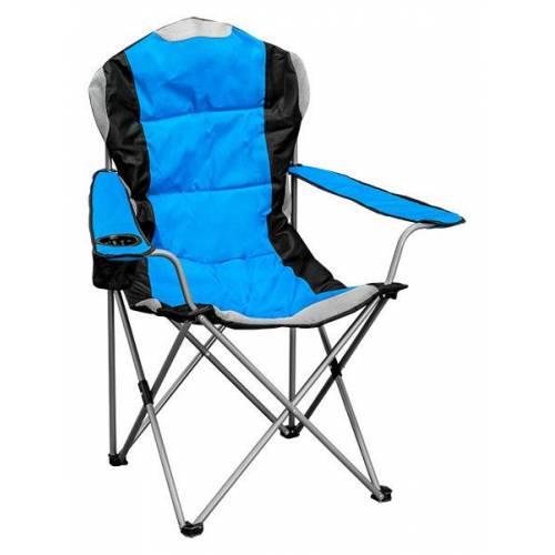 Кресло портативное TE-15 SD голубое