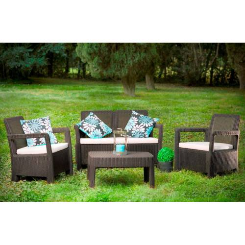 Комплект садових меблів Tarifa lounge set
