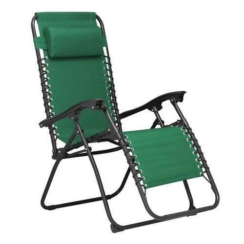 Кресло-шезлонг портативный TE-10SD