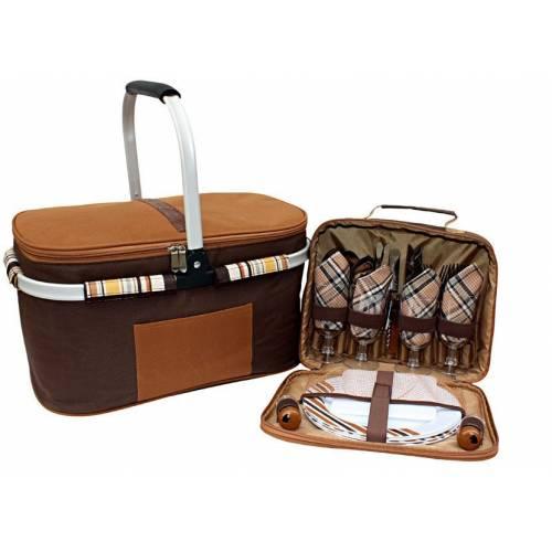 Набір для пікніка та ізотерм. сумка ТЕ-432 BS