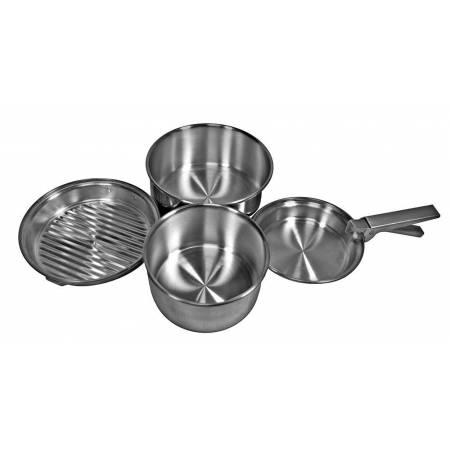 Набір посуду Camping set of dishes