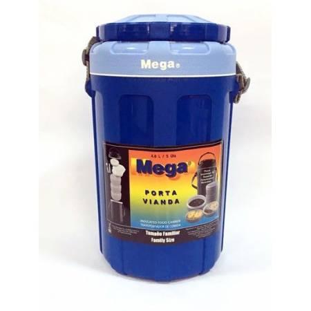 Ізотермічний контейнер 4,8 л синій, Mega