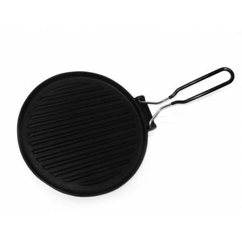 Грільніца-сковорода чавунна 3924