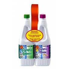Рідина Thetford Duopack Campa Green+Campa Rinse Plus 1,5 л