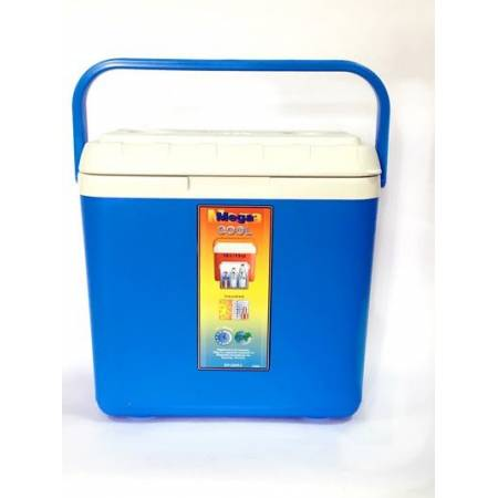Термобокс 12 л синій, Mega