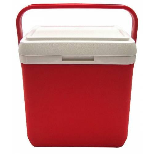 Изотермический контейнер 30 л красный, Mega