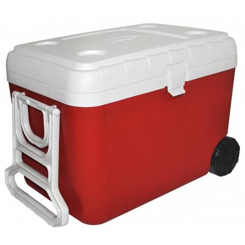 Ізотермічний контейнер 48 л червоний, Mega