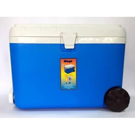 Термобокс 48 л синій, Mega