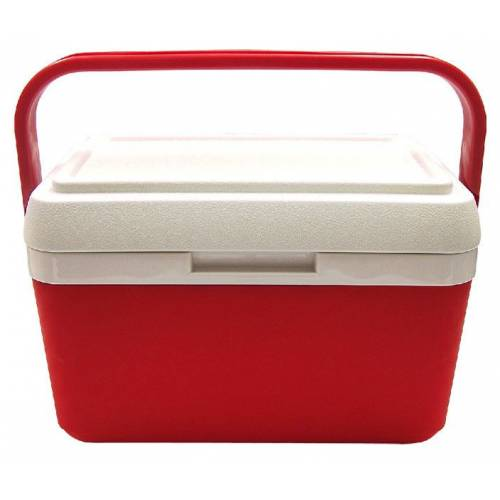 Ізотермічний контейнер 8 л червоний, Mega