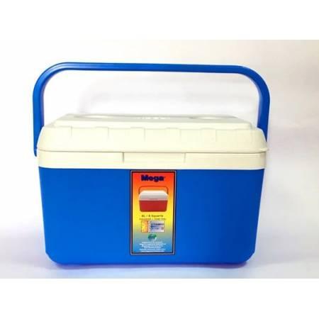 Термобокс 8 л синій, Mega