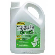 Рідина для біотуалету B-Fresh Green, 2 л