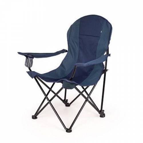 Кресло Директор - синий Time Eco