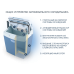 Автохолодильник Ezetil E-32М SSBF 12/230 V