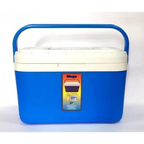 Ізотермічний контейнер 22 л синій, Mega