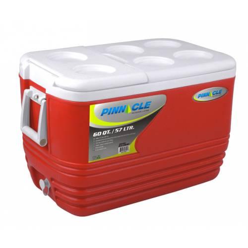 Ізотермічний контейнер 57 л червоний, Eskimo