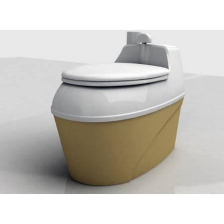 Туалет торф'яний PITECO 506