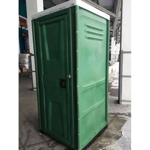 Туалетна кабіна Toypek зелена
