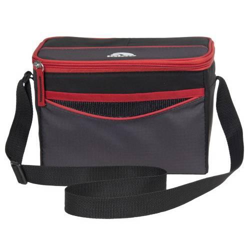 """Ізотермічна сумка """"Cool 6"""", 5 л, колір червоний"""