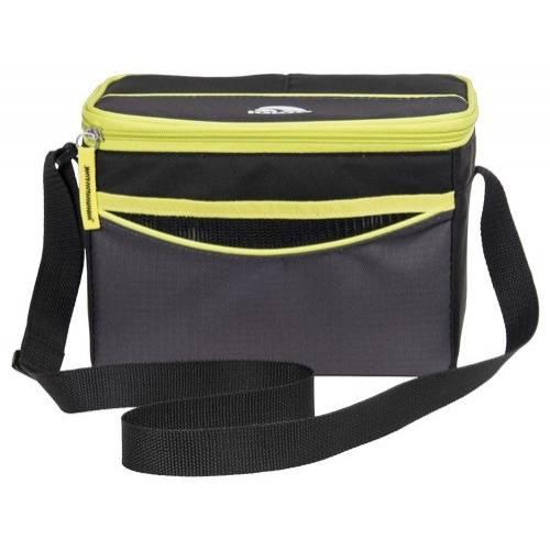 """Ізотермічна сумка """"Cool 6"""", 5 л, колір лайм"""