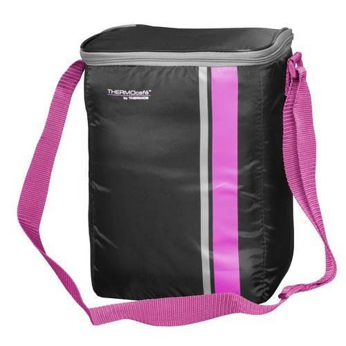 Ізотермічна сумка ThermoCafe 12Can Cooler, 9 л колір рожевий