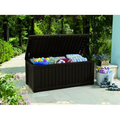 Ящик для зберігання Keter ROCKWOOD STORAGE BOX 570 л