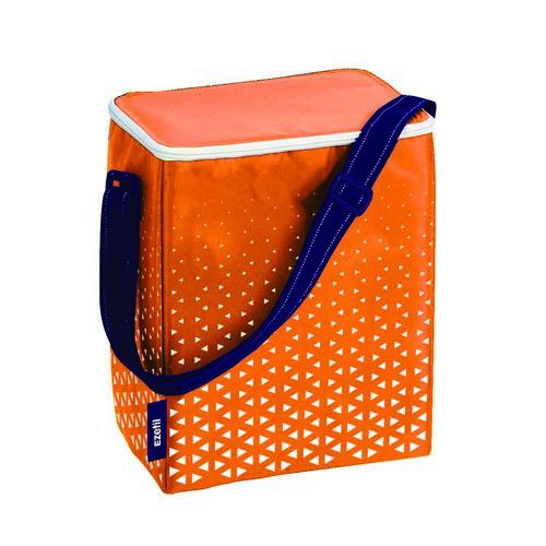 Сумка ізотермічна Ezetil Holiday 14 л, помаранчева