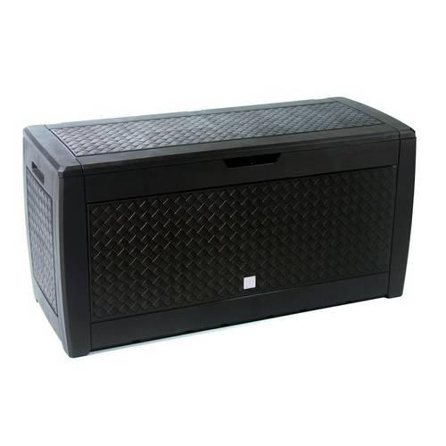 Ящик для зовнішнього зберігання Prosperplast BOXE MATUBA 310 л, коричневий