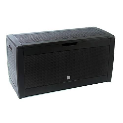 Ящик для зовнішнього зберігання Prosperplast BOXE RATO 310 л, коричневий