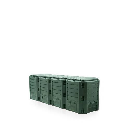 Компостер MODULE COMPOGREEN 1600 л, зелений