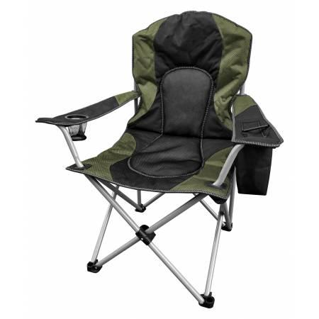 Портативне крісло Time Eco TE-17 SD-140, чорно-зелене